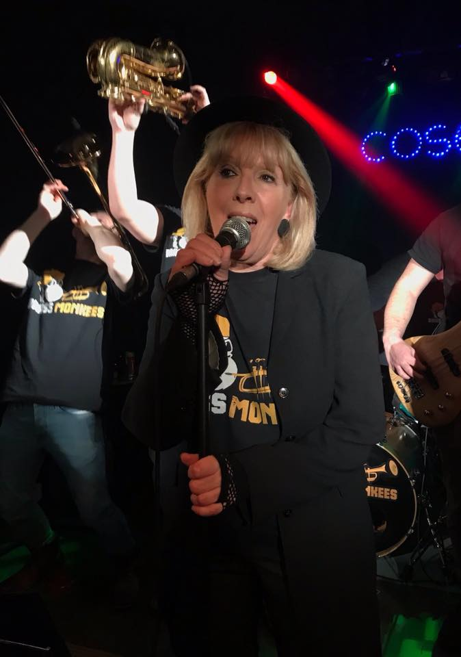 Brass Monkees at Cosey Club 1