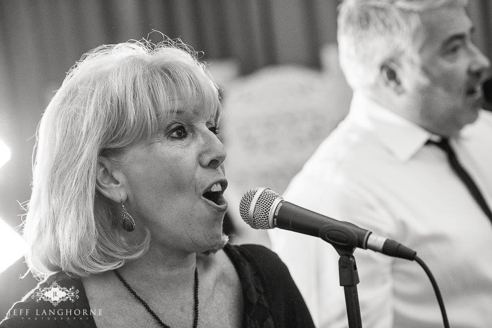 Brass Monkees Wedding Band Singer 2