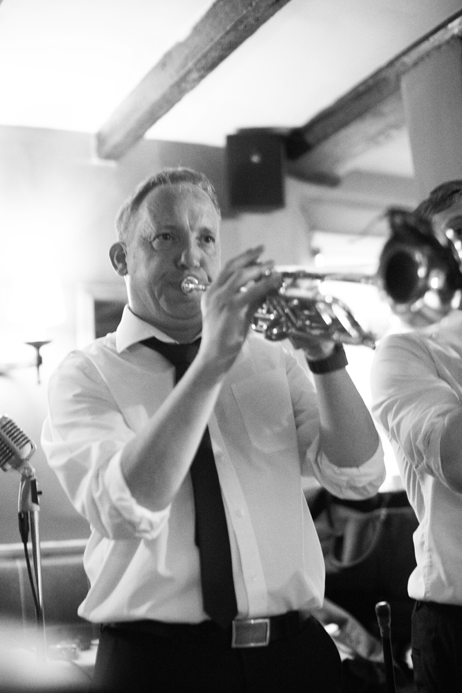 Brass Monkees Wedding Band Trumpet