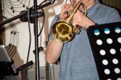 Brass Monkees Recording Studio Trumpet Recording