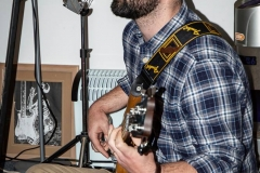 Brass Monkees Recording Studio Bass Recording