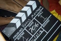 Brass Monkees Recording Studio Clip Board 2