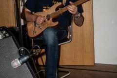 Brass Monkees Recording Studio Guitar Solo