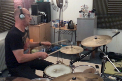 Brass Monkees Recording Studio Drums Recording