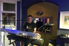 Brass Monkees Keyboard Player