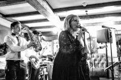 Brass Monkees Wedding Band Brass Singer