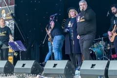 Brass Monkees Nantwich Jazz Festival 2018 On Stage 1