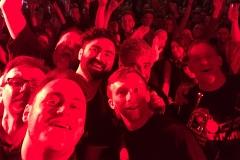 Brass Monkees Nantwich Jazz Festival 2018 Crowd Selfie 1