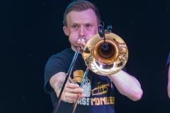 Brass Monkees Nantwich Jazz Festival 2018 Trombone