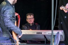 Brass Monkees Nantwich Jazz Festival 2018 Keyboard