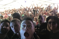 Nantwich Jazz and Blues Festival 2019 Crowd Selfie