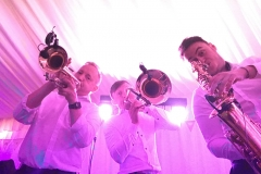 Wedding Band Cheshire Brass Kingsacre