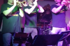 Brass Monkees Nantwich Jazz Festival 2019 1