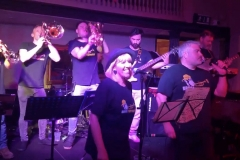 Brass Monkees Nantwich Jazz Festival 2019 15