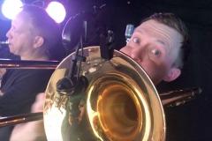Brass Monkees Nantwich Jazz Festival 2019 6