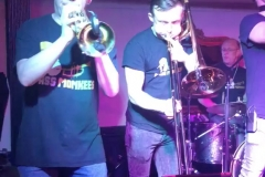 Brass Monkees Nantwich Jazz Festival 2019 8