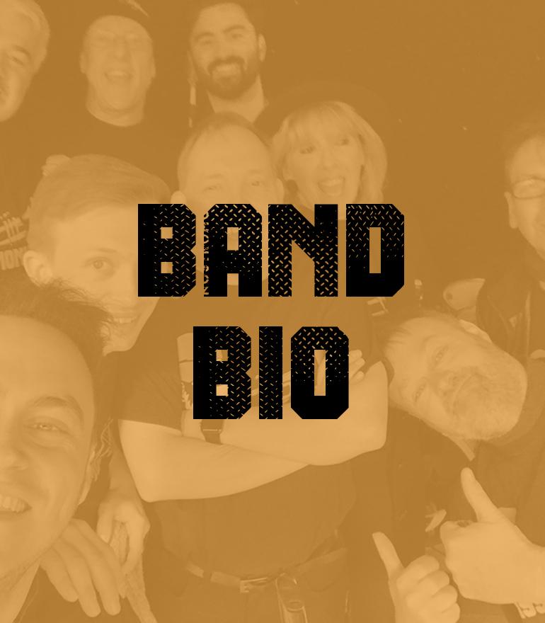 Band Bio Home