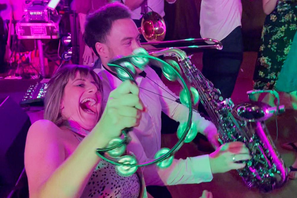 Wedding Band Cheshire