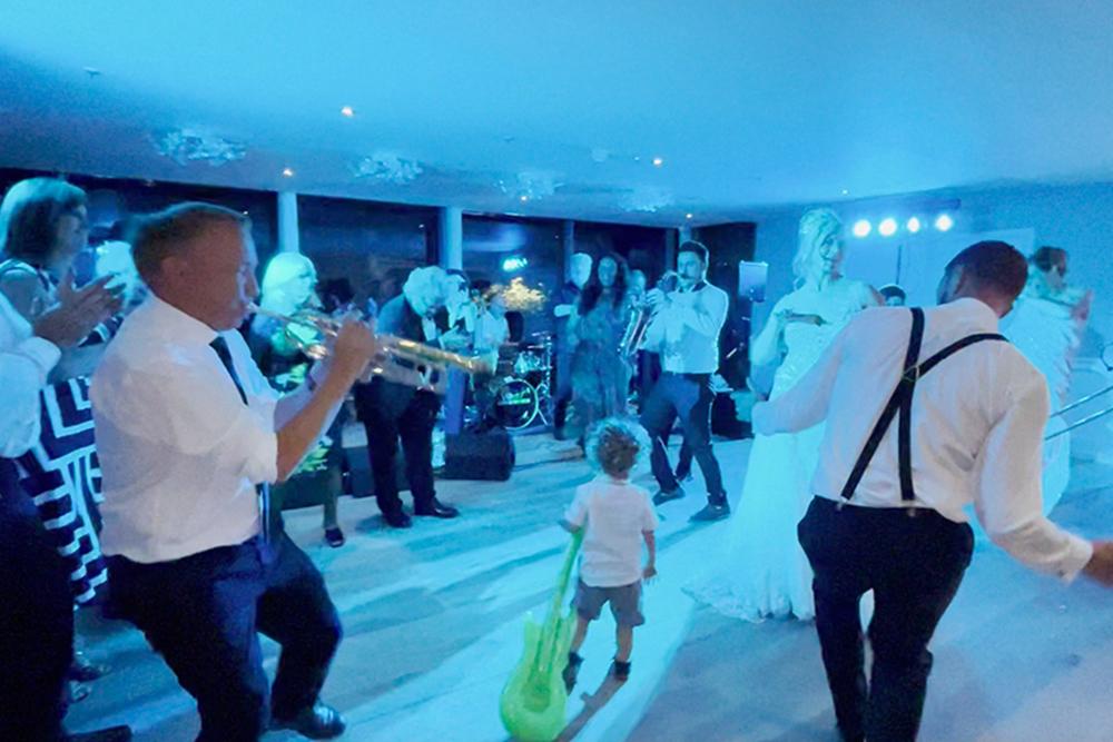 Wedding Band Shropshire